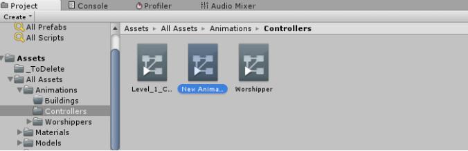 CreatedController