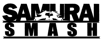 Samurai Smash logo